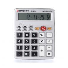 齐心经典语音王计算器C-1260